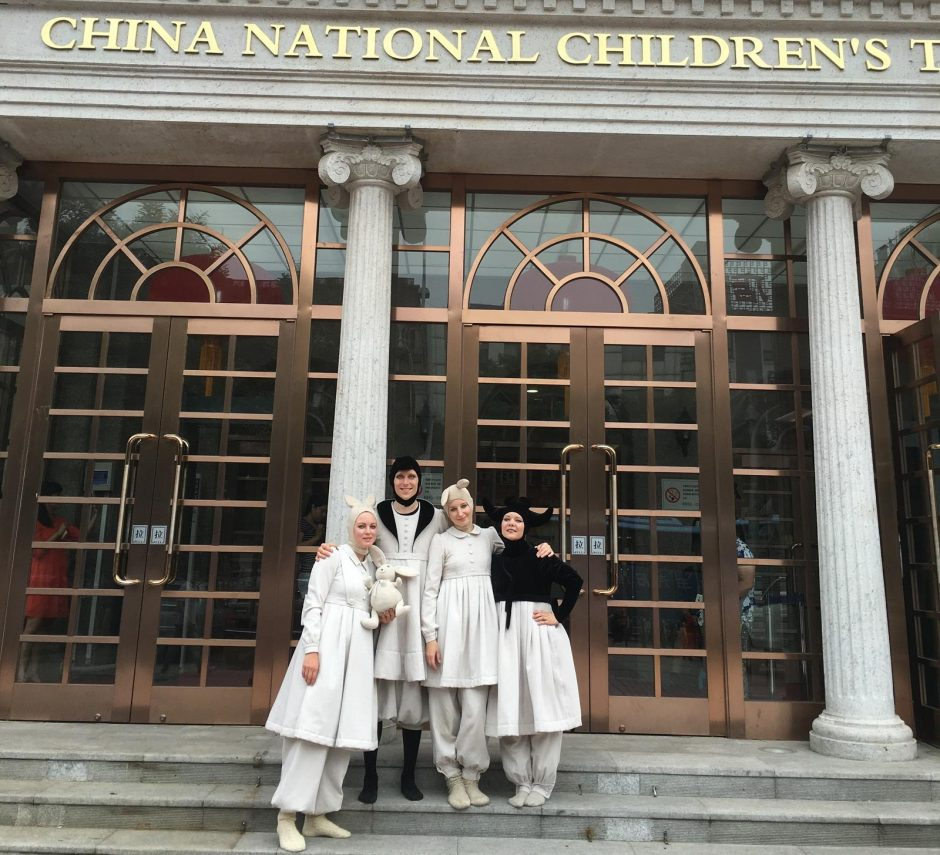 Kinus sužavėjo uostamiesčio šokėjai