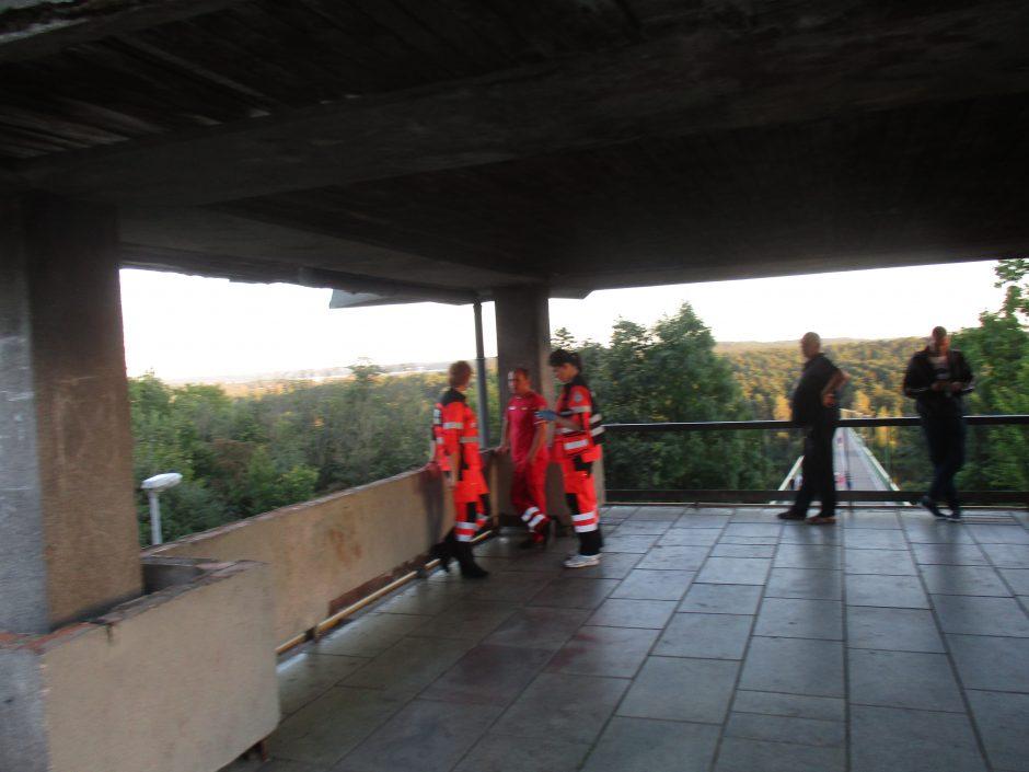 Detektyvas prie Trijų mergelių tilto baigėsi laimingai
