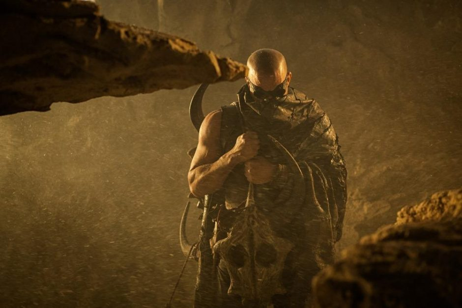 """V. Dieselis dėl filmo """"Rydiko kronikos. Sugrįžimas"""" galėjo prarasti namus"""