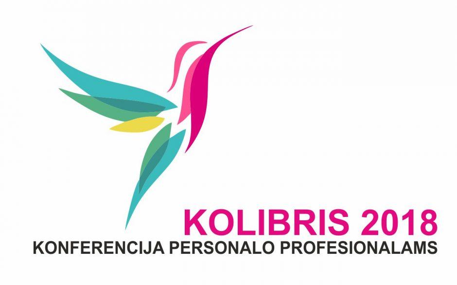 """Personalo vadovų konferencija """"Kolibris 2018"""""""