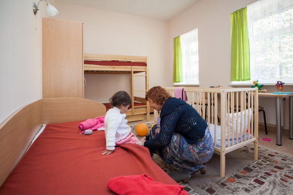 Sostinėje duris atvėrė naujas Vilniaus miesto krizių centras