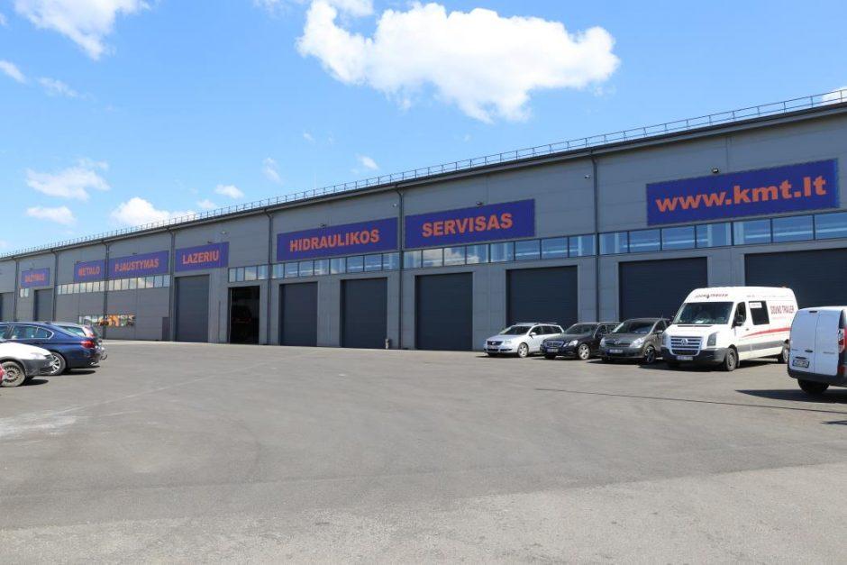 Ramučiuose atidaryta nauja gamykla