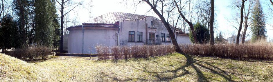 Aiškėja daugiau detalių apie radijo stoties pastato Kaune likimą