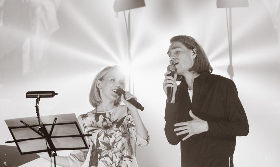 M. Linkytės koncerte – ne tik cinamonu kvepiančios staigmenos