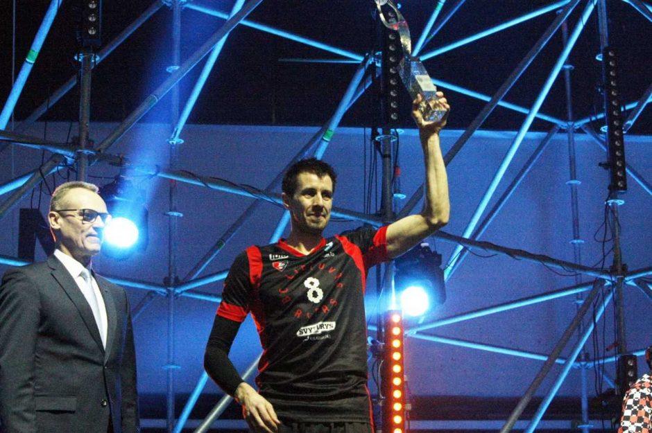 Karaliaus Mindaugo taurės tritaškių metimų konkursą laimėjo M. Lukauskis