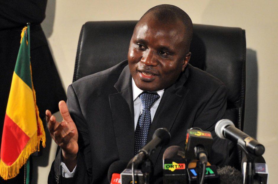 Malyje prezidento rinkimus didele persvara laimėjo Ibrahimas Boubacaras Keita