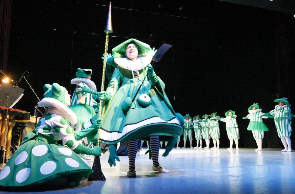 Klaipėdos muzikiniame teatre – unikali premjera vaikams