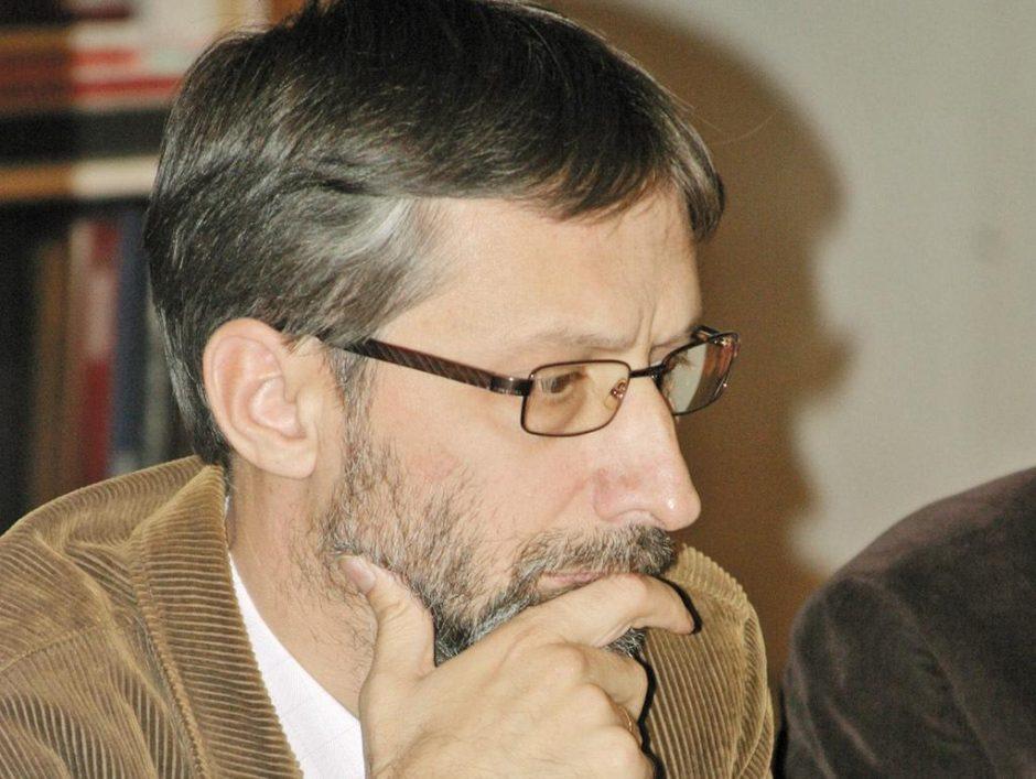 Klaipėdoje viešės pasaulinio garso dramaturgas M.Gavranas