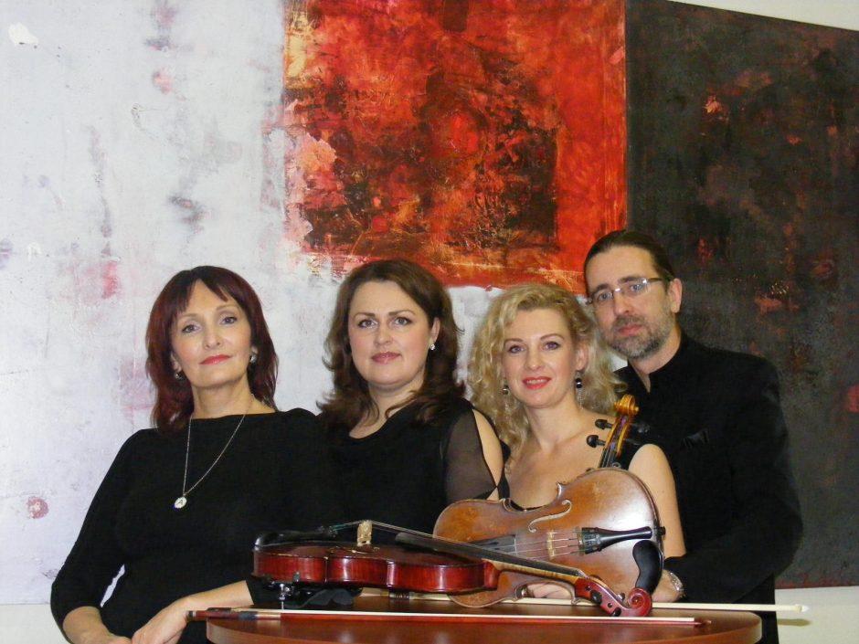 Uostamiesčio vokiečių bendrija klaipėdiečiams dovanoja koncertą