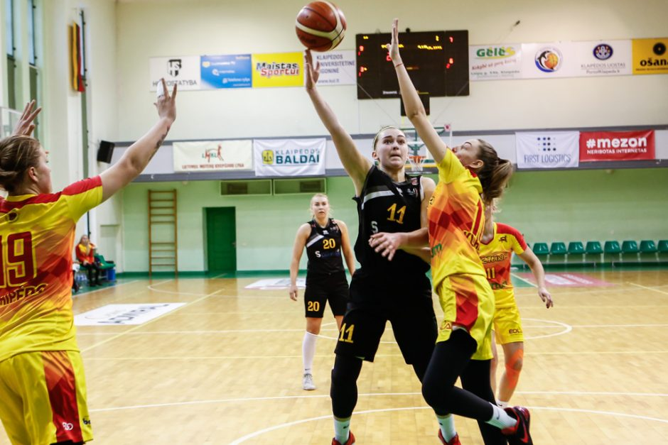 "Pergalingame ""Fortūnos"" finiše R. Mizgerytė gerino rekordus"