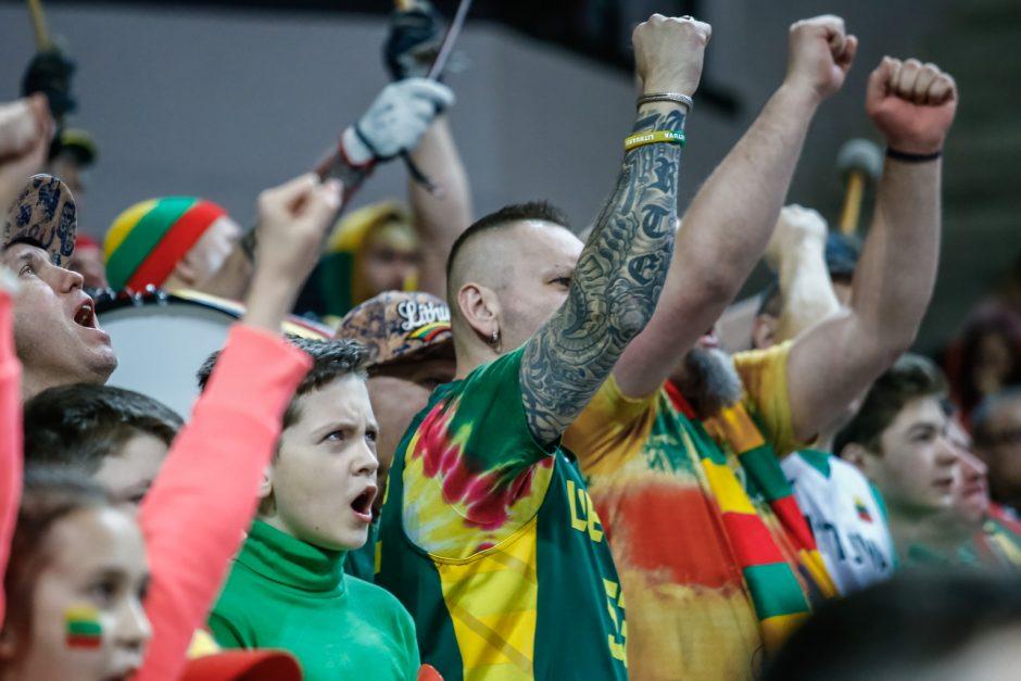 Sunki pergalė Klaipėdoje – Lietuvos rinktinė nukovė Vengriją