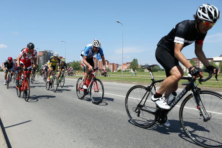 Nedrausmingiems dviratininkams – baudos