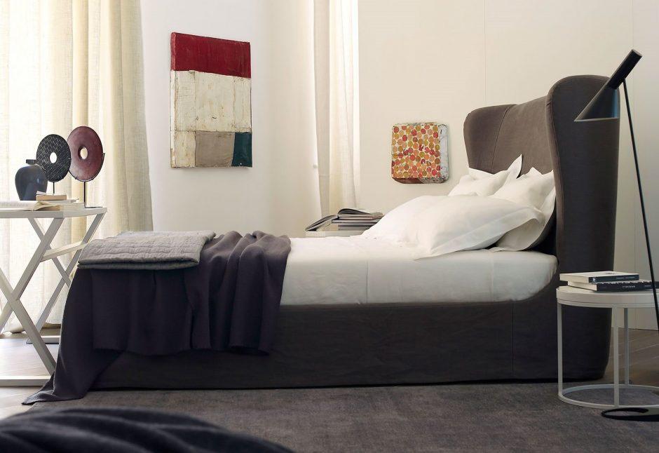 Patogaus miegamojo ABC: nuo tinkamos spalvų paletės iki lovos