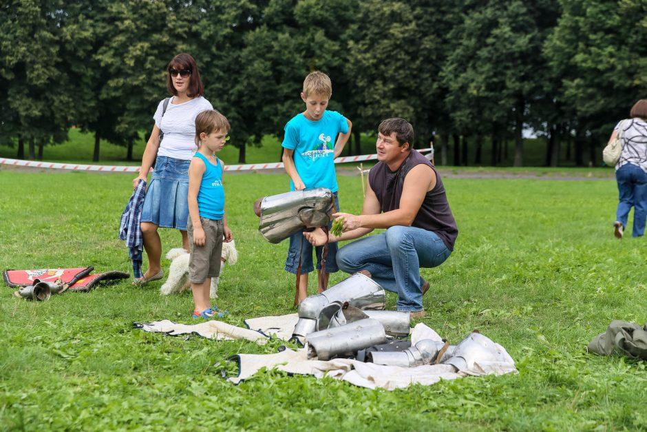 Šventės dalyvis: Vilniuje – gėjų, Kaune – šeimų paradas