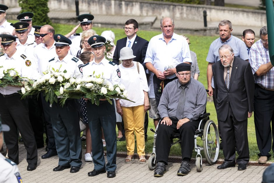 Minimos Medininkų tragedijos metinės