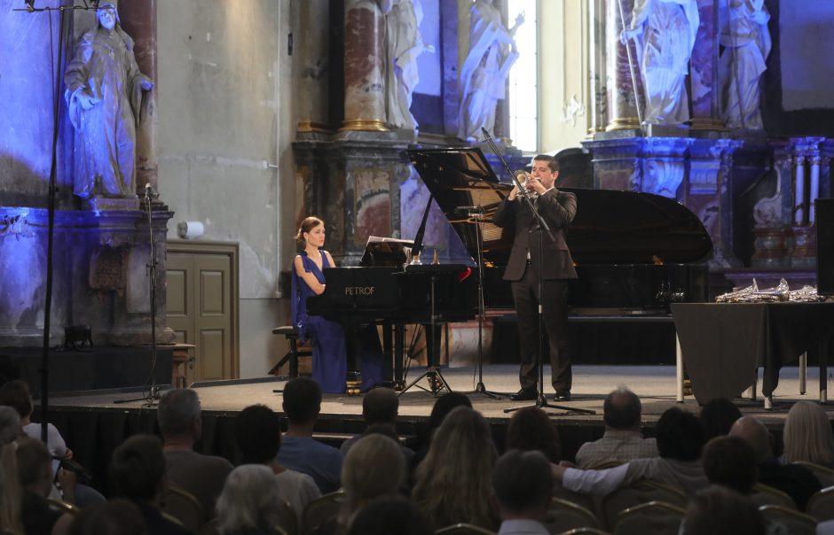 """Šv. Kotrynos bažnyčioje – koncertas """"10 trimito veidų"""""""