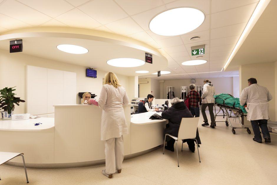 Vilniuje duris atvėrė nauja Konsultacijų poliklinika