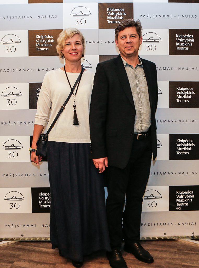 """D. Ibelhauptaitės režisuota opera """"Pajacai"""" surinko sausakimšą salę"""