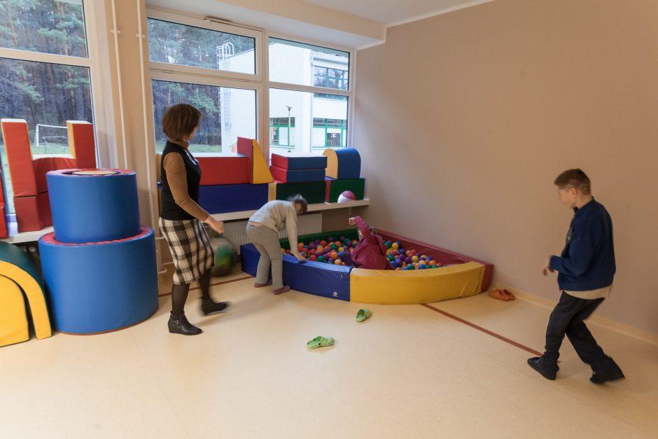 Vilniuje daugiau nei už 4 mln. litų rekonstruotas vaikų ir jaunimo pensionas