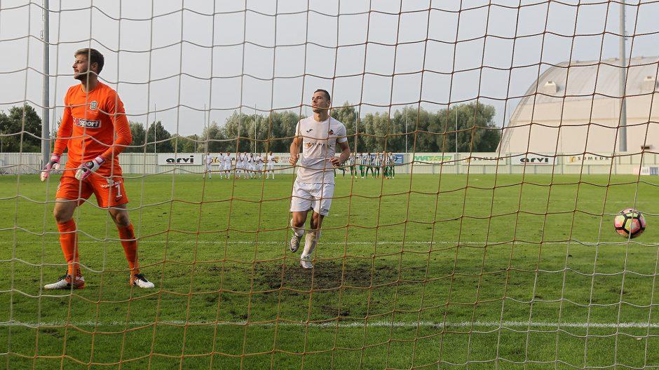 "LFF taurė: ""Sūduva"" – ""Žalgiris"""