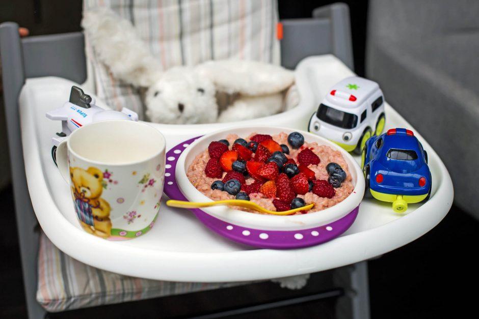 Tobuli pusryčiai pagal Agnetą ir Liną Kleizas (receptas)