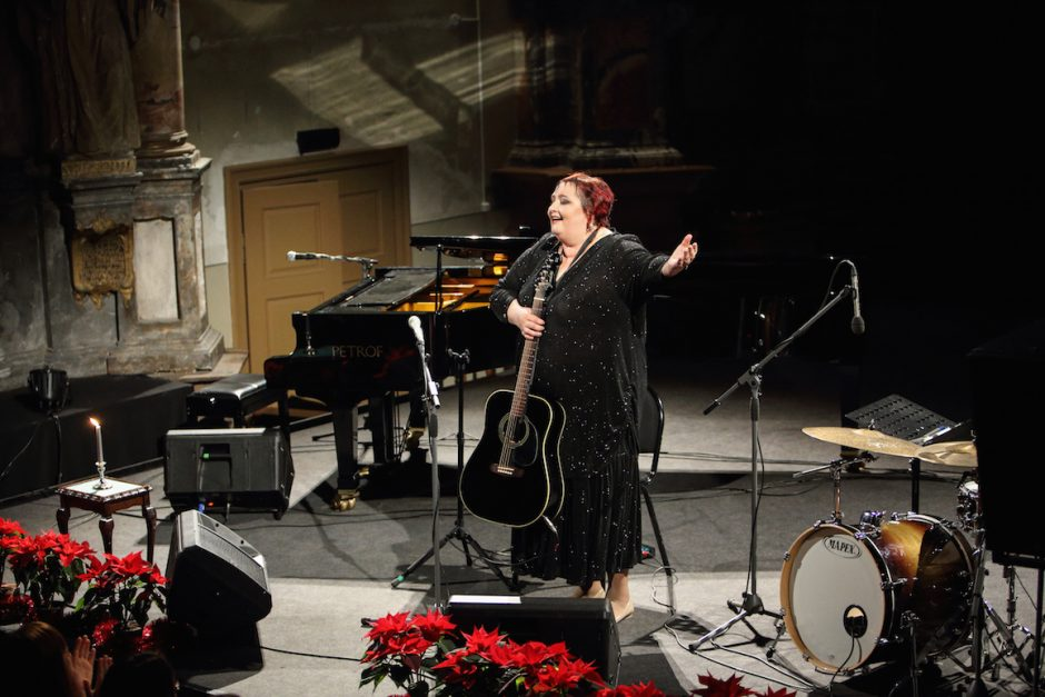 Romansų atlikėja L. Nazarenko: mano meilės liga buvo su komplikacijomis