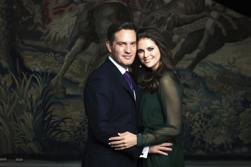 Švedijos princesė susižadėjo su Niujorko bankininku
