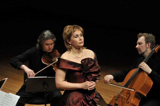 Operos dainininkė A.Širvinskaitė: iš mano svajonių