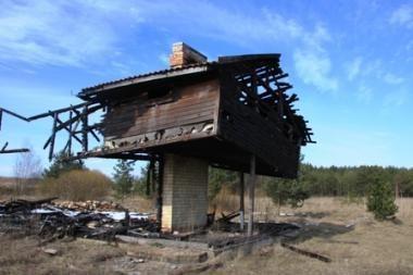Vilniuje bus griaunami pastatai vaiduokliai