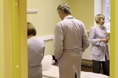 Kai kurių gydytojų algos didesnės už ligoninių vadovų