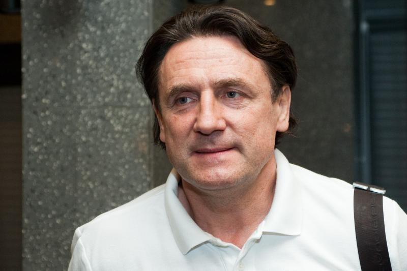Valdemaras Chomičius mylimąją vedė Las Vegase