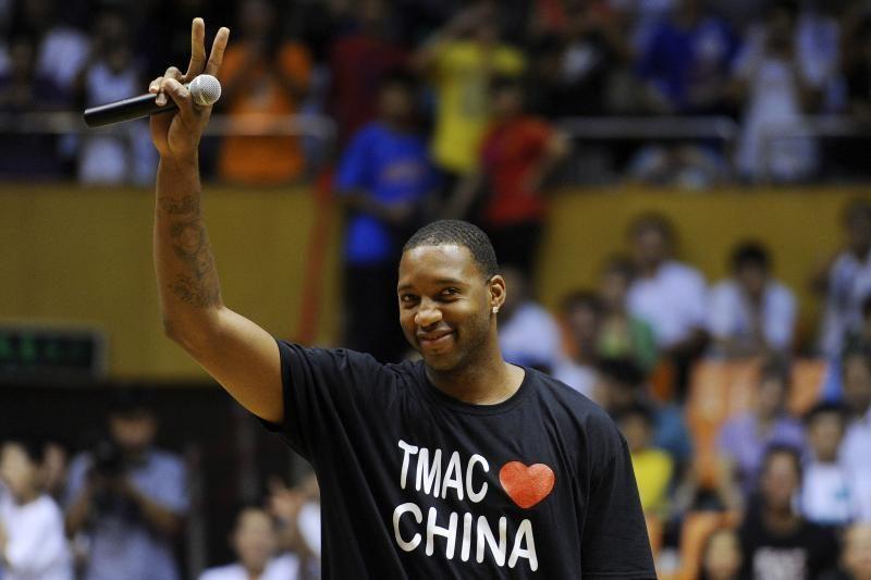 T.McGrady atmetė pelningą Kinijos klubo pasiūlymą