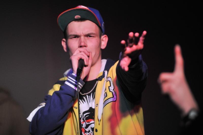 Vilniuje sprogo tikras hiphopo užtaisas