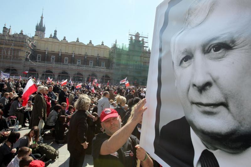 """""""Rzeczpospolita"""" redaktorius atsistatydino dėl klaidingos informacijos"""