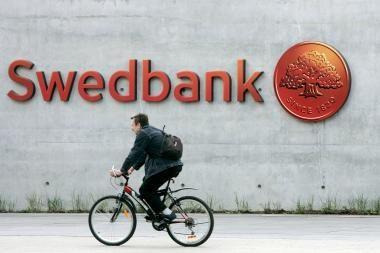 Įtarimus bankui