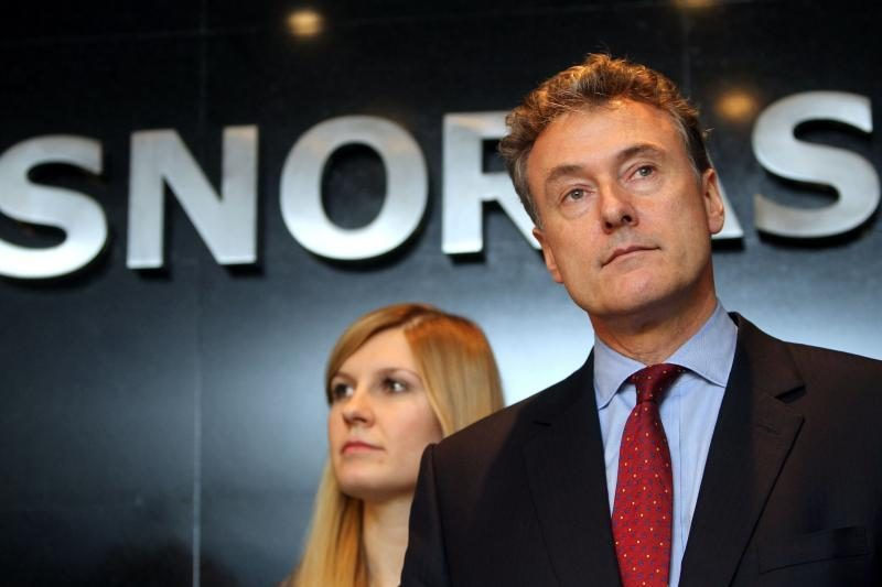 """""""Snoro"""" administratorius: aiškinamasi, kokia situacija banke"""