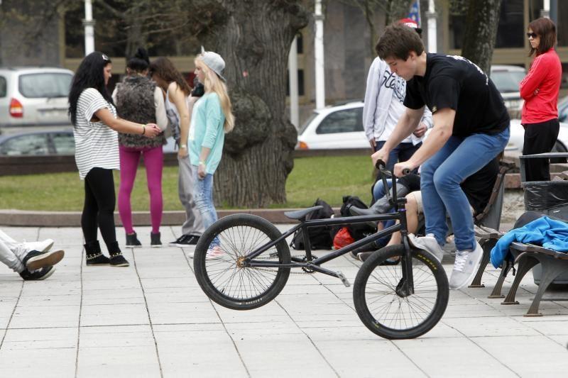 Vaikų ir jaunimo centrams - 25 mln. litų