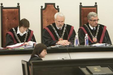 Konstitucinis Teismas: dėl genocido padarytos žalos atlyginimas turi būti realus
