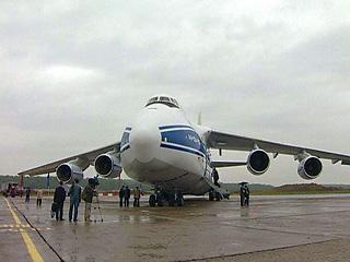 """Rusai ketina atnaujinti """"Аn-124 Ruslan"""