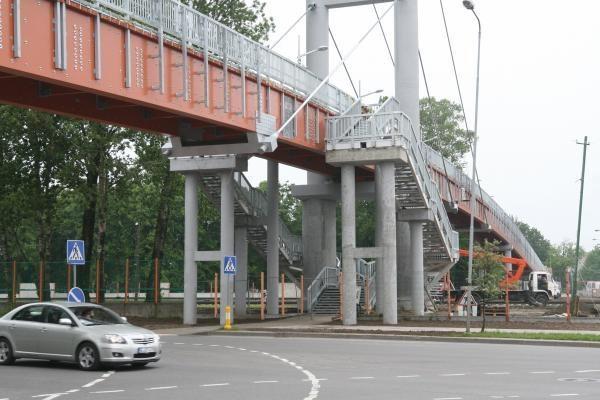 Tiltų ir viadukų rekonstrukcijoms šiemet beliko 2-3 mln. litų
