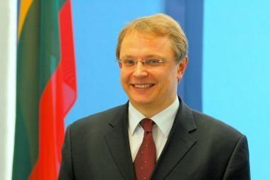 """Diplomatas: pavojingus """"atominius"""" planus gali stabdyti europietiškas mokestis"""