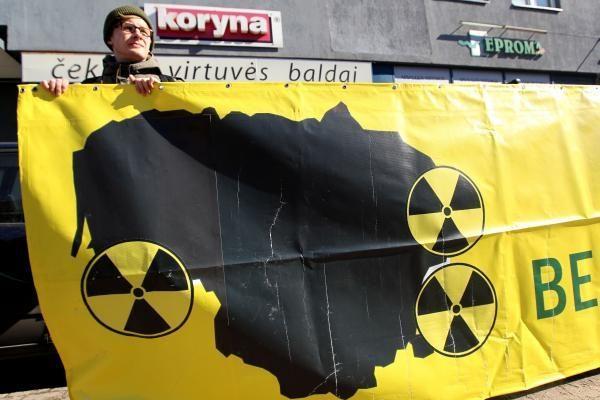 Krizė Japonijoje nesumažino Latvijos paramos Visagino AE projektui