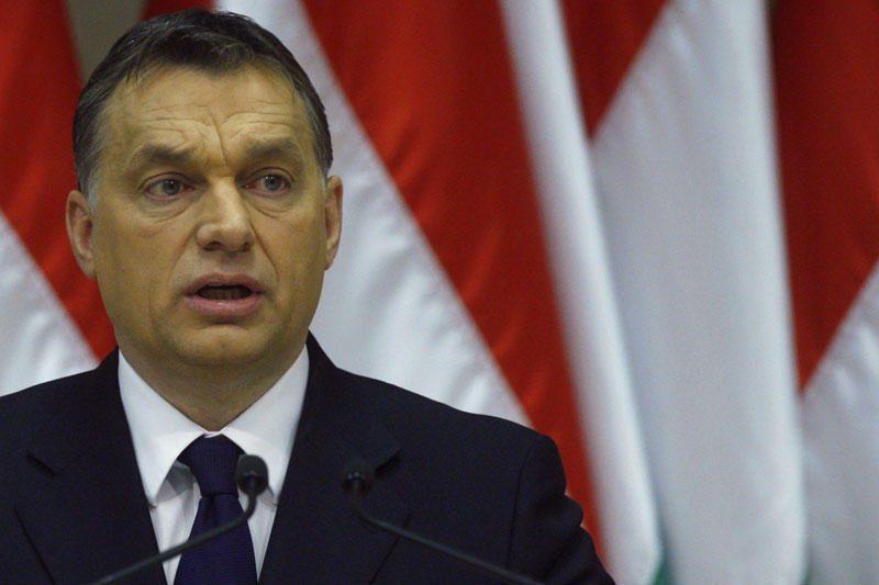 "Vengrijos premjeras kritikuoja ES ""šantažą"" dėl TVF paskolos"