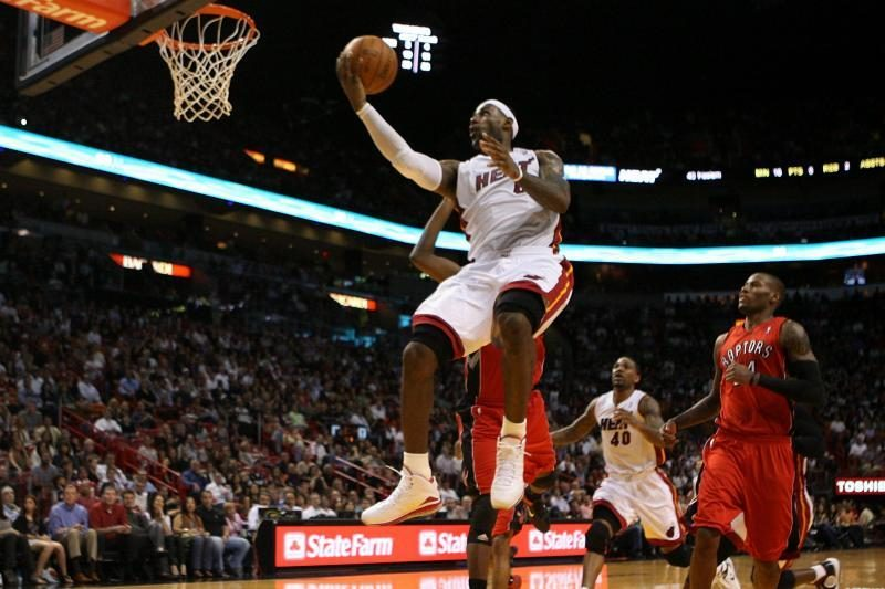 """""""Raptors"""" po pratęsimo pripažino """"Heat"""" pranašumą"""
