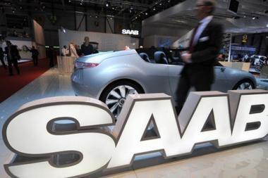 """GM: derybos dėl """"Saab"""" pardavimo"""