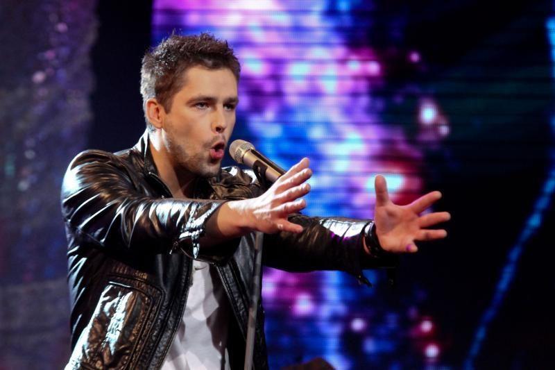 """A. Pojavis pristatė patobulintą savo """"Eurovizijos"""" dainos versiją"""