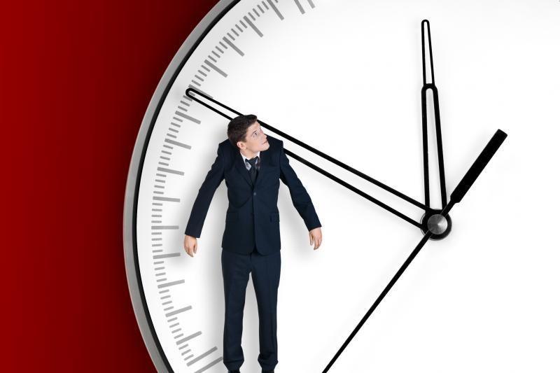 Fizikas: metas suvokti, kad laikas yra realus