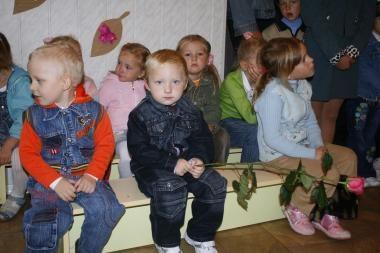 Pertvarkyta Sitkūnų mokykla jau laukia darželinukų