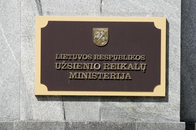 Šeštadienį bus apdovanoti Lietuvos diplomatijai nusipelnę asmenys