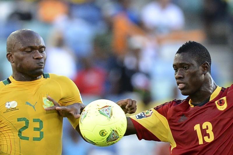 Afrikos Nacijų taurės šeimininkė iškovojo pirmą pergalę
